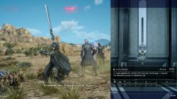 Force Stealer Weapon FFXV