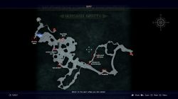 greyshire glacial grotto item locations