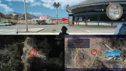 Leide Shop Locations FFXV Hammerhead Diner
