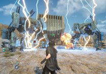 Magic Spell Effects FFXV
