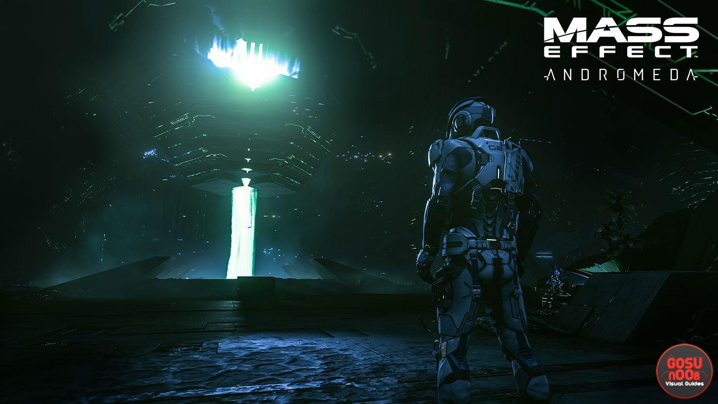 No Ship Loading Screens | Mass Effect Andromeda