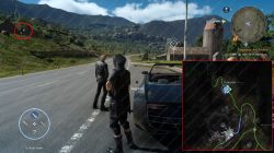 scraps of mystery XI location final fantasy 15