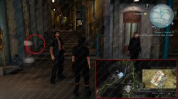 scraps of mystery XI scrap location ffxv