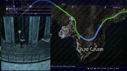 scraps of mystery XIII scrap map