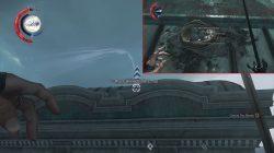 Bonecharm Locations Dishonored 2