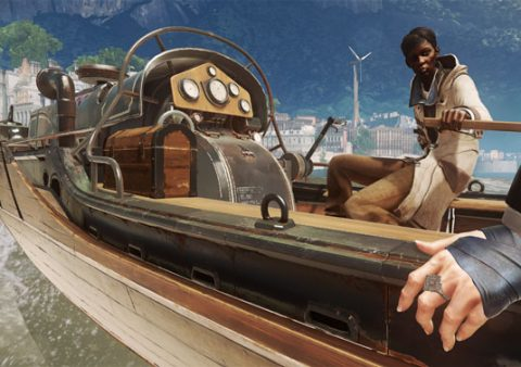 dishonored 2 reviews round up