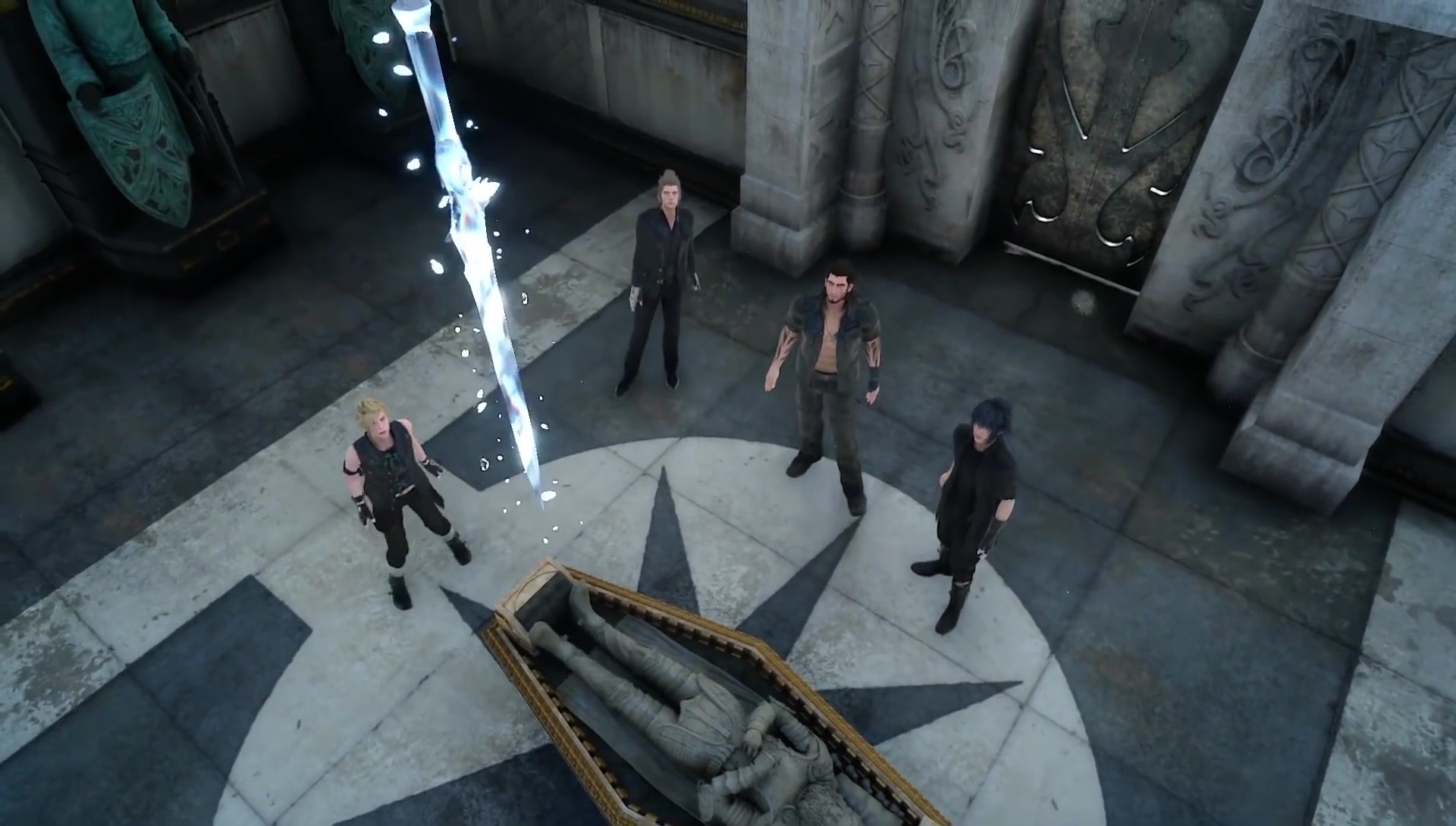 Royal Tomb Locations In FFXV