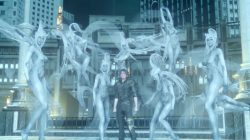 ffxv shiva summon