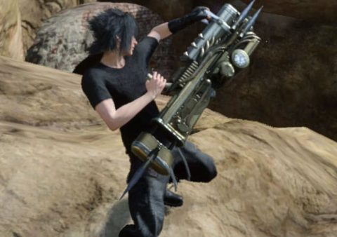 final fantasy xv machinery weapon locations