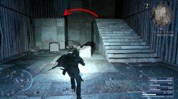 how to reach secret dungeon with regalia type-f ffxv