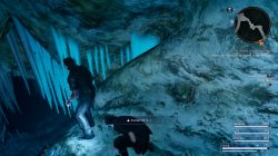 ice cavern rusted bit