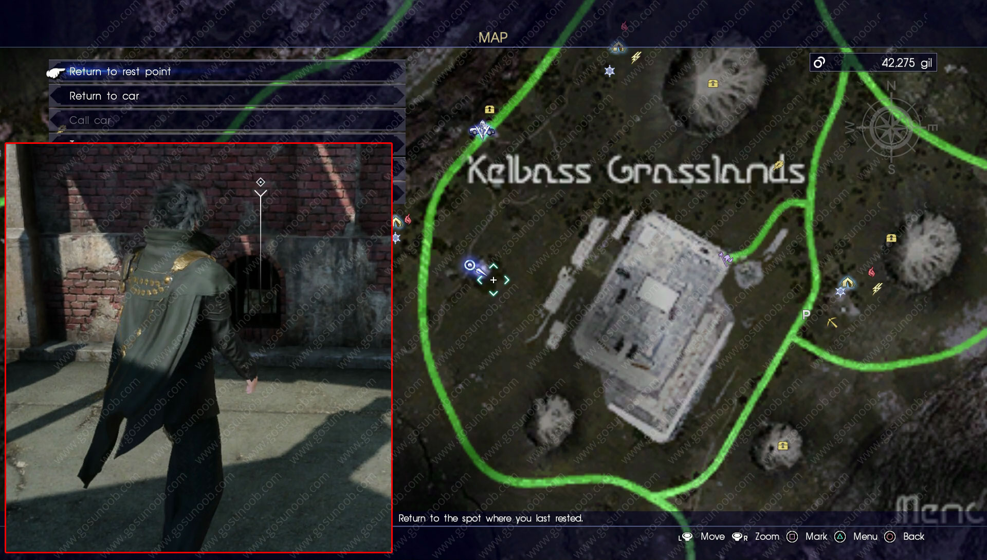 scraps of mystery map location x ff15