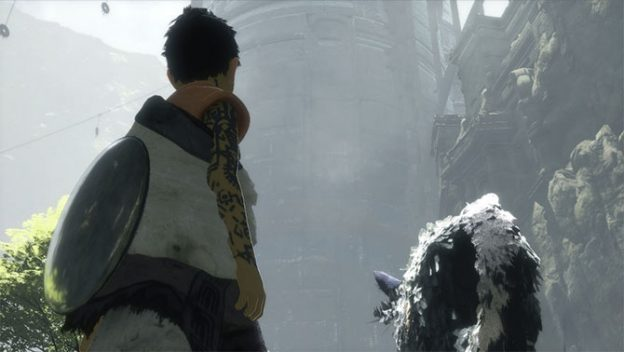 the last guardian cinematic trailer