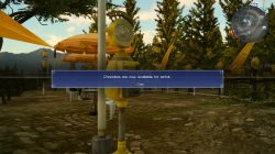 unlocking chocobo stations