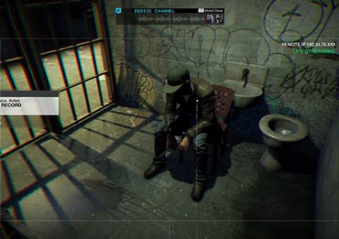 watch dogs 2 aiden pearce easter egg