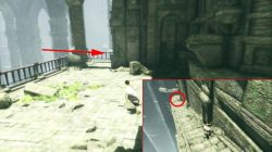 Barrel Location Last Guardian