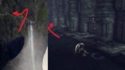 Barrels Last Guardian Game Location