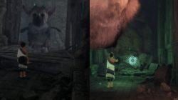 Barrels Location in Last Guardian Game