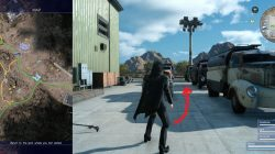 Debased Coin Location Hammerhead FFXV