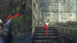 Location of the Wooden Barrels in Last Guardian