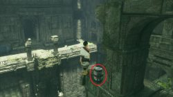 Missing Wooden Barrel The Last Guardian