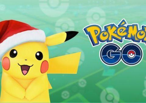 Pokemon GO How to Get Raichu With Christmas Hat