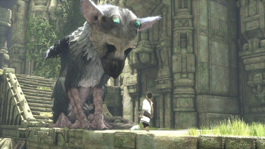 Review Last Guardian