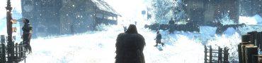 Winter Mod Witcher 3 Wild Hunt