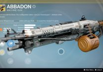 abbadon exotic machine gun destiny