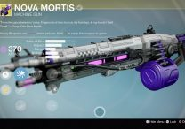 destiny nova mortis exotic machine gun
