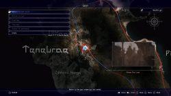 earth gemstone locations final fantasy xv