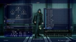ffxv black hood pitioss locatio
