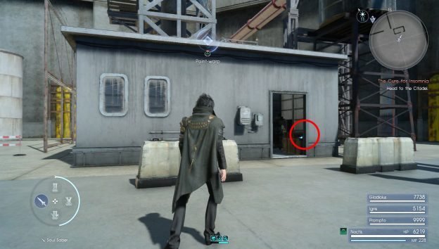 sniper location
