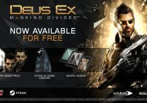 Deus Ex Mankind Divided Free Cover Agent Pack Digital Books Extra Mission