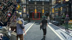 Dino Square Enix Cafe Photo Challenge Final Fantasy XV
