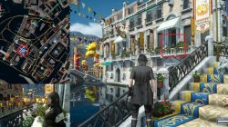 Gentiana Carnival Photo Challenge Final Fantasy XV