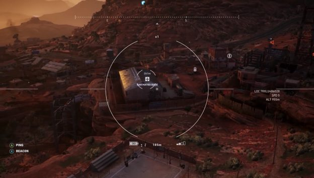 Ghost Recon Wildlands Operation Skydive Gameplay Trailer