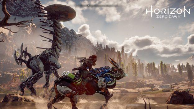 Horizon Zero Dawn Story Trailer Protagonist Revealed
