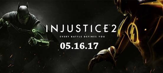 Injustice 2 Gets Early May Release Date