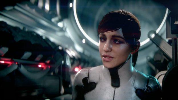 Mass Effect: Andromeda Endings