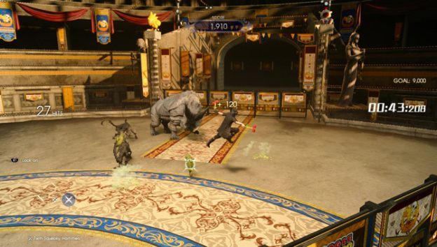 Moogle Chocobo Carnival Mini Games Final Fantasy XV