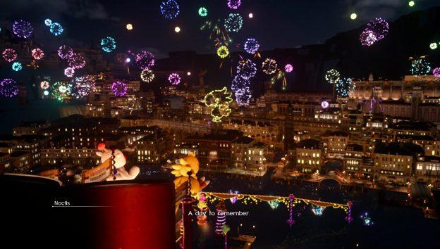 Moogle Chocobo Festival To Do List Final Fantasy XV