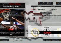 New Moments Challenge in NBA 2k17 Jimmy Butler