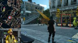 Photo Challenge Chocobo Races Final Fantasy XV