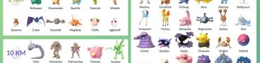 Pokemon GO Egg Hatching Chart Updated for Recent Changes