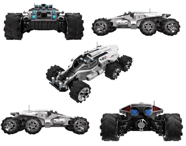 RC Nomad ND1 Mass Effect Andromeda
