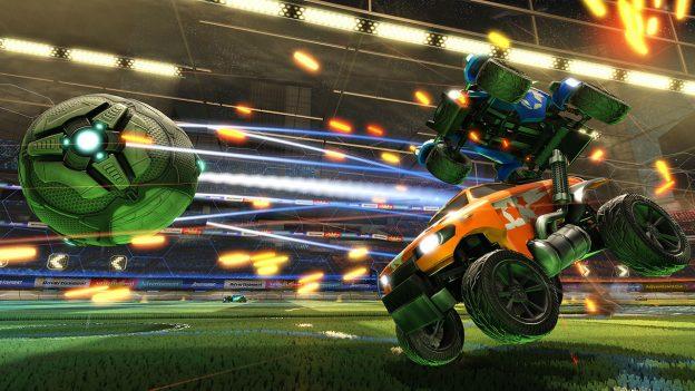 Rocket League PlayStation 2016 Best Games
