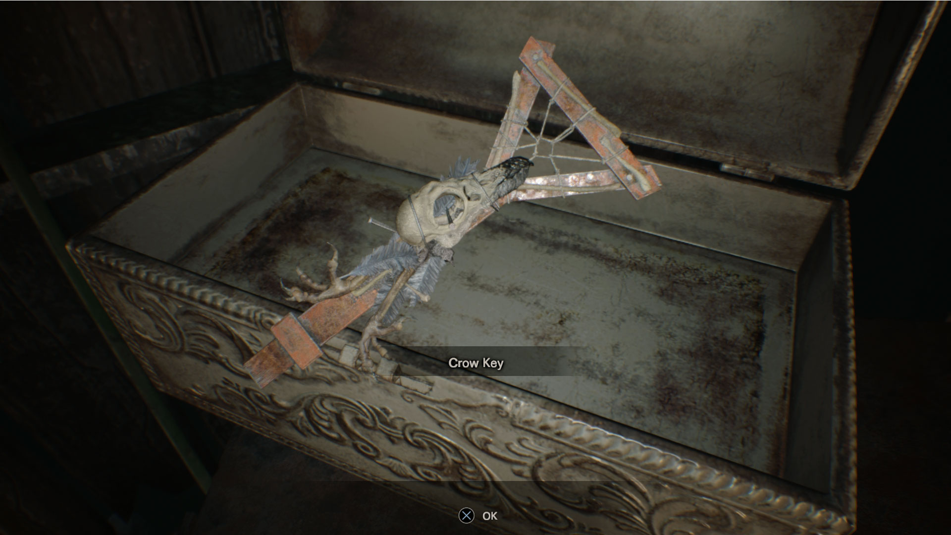 Resident Evil 7 Scorpion Crow Snake Key Locations