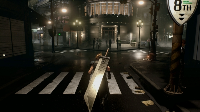 final fantasy 7 remake not coming soon