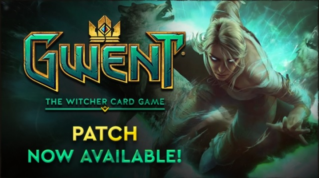 gwent update 0.8.37 exploit fix